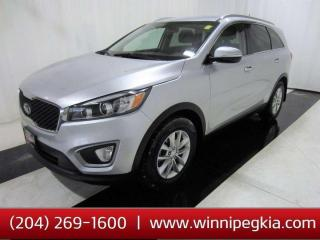 Used 2016 Kia Sorento LX+ Turbo *Heated Front Seats, Backup Camera & More!* for sale in Winnipeg, MB