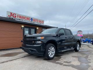 Used 2020 Chevrolet Silverado 1500 Custom for sale in Millbrook, NS