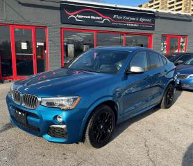 Used 2017 BMW X4 M40i for sale in Scarborough, ON