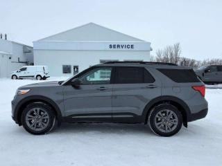 New 2021 Ford Explorer XLT for sale in Langenburg, SK