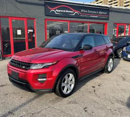 Used 2015 Land Rover Range Rover Evoque Dynamic for sale in Scarborough, ON