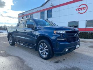 Used 2019 Chevrolet Silverado 1500 RST with Tonneau cover for sale in Tillsonburg, ON