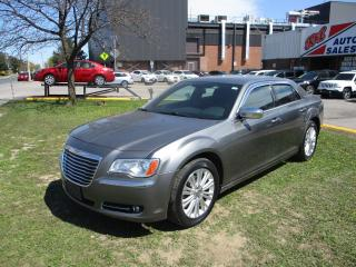 Used 2012 Chrysler 300 Limited ~ AWD ~ LEATHER ~ NAVIGATION ~ BACK UP CAM for sale in Toronto, ON