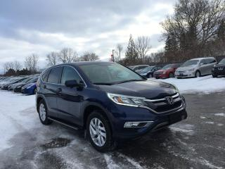 Used 2015 Honda CR-V EX for sale in London, ON