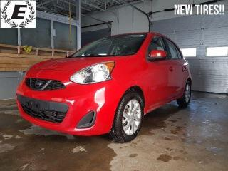 Used 2015 Nissan Micra SV  5-SPEED MANUAL!! for sale in Barrie, ON