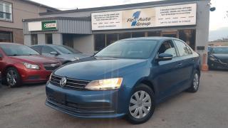 Used 2016 Volkswagen Jetta TRENDLINE+ for sale in Etobicoke, ON