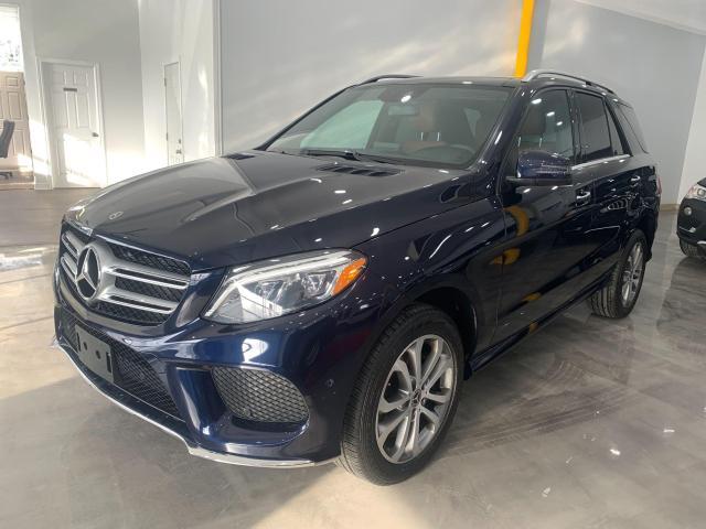 2018 Mercedes-Benz GLE GLE 400