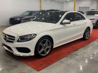 Used 2017 Mercedes-Benz C-Class C300 Sport for sale in Richmond Hill, ON