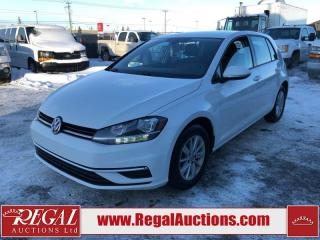 Used 2018 Volkswagen Golf Trendline 5D HBK TSI AT 1.8L for sale in Calgary, AB