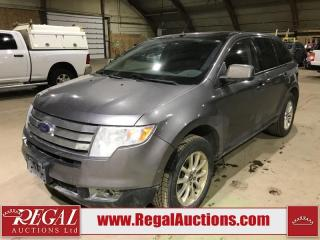 Used 2009 Ford Edge SEL 4D Utility AWD for sale in Calgary, AB