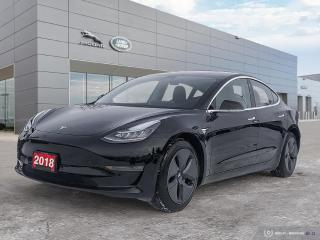 Used 2018 Tesla Model 3 Long Range RWD Amazing New Price for sale in Winnipeg, MB