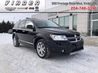 Used 2015 Dodge Journey R/T for sale in Virden, MB