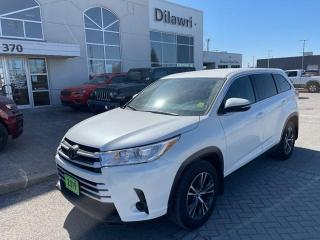 Used 2019 Toyota Highlander LE for sale in Nepean, ON