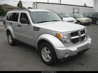 Used 2008 Dodge Nitro SXT for sale in New Glasgow, NS