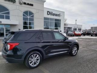 Used 2020 Ford Explorer LIMITED for sale in Nepean, ON