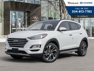 New 2021 Hyundai Tucson Ultimate for sale in Winnipeg, MB