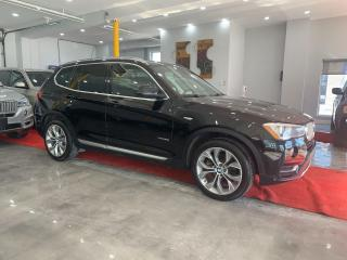 Used 2017 BMW X3 xDrive28i for sale in Richmond Hill, ON