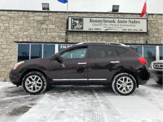 Used 2011 Nissan Rogue SL Navigation/ leather/Awd/backup camera/sunroof for sale in Calgary, AB