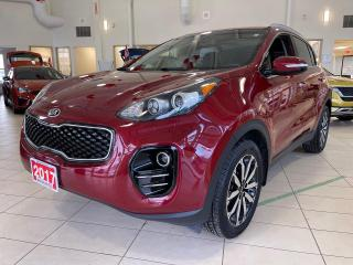 Used 2017 Kia Sportage EX AWD for sale in Waterloo, ON