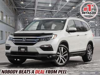 Used 2017 Honda Pilot Touring for sale in Mississauga, ON