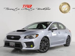 Used 2019 Subaru WRX SPORT-TECH LIMITED I 6-SPEED I NAVI I 1-OWNER for sale in Vaughan, ON