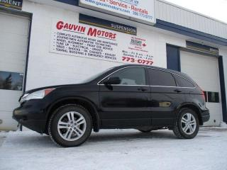 Used 2010 Honda CR-V EX for sale in Swift Current, SK