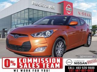 Used 2015 Hyundai Veloster Base for sale in Medicine Hat, AB