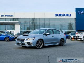Used 2016 Subaru WRX STI Sport-tech Package for sale in Port Coquitlam, BC