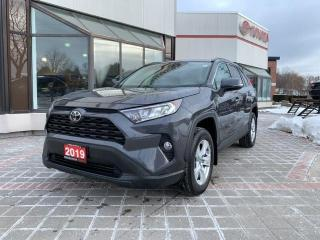 Used 2019 Toyota RAV4 XLE FWD for sale in Mississauga, ON