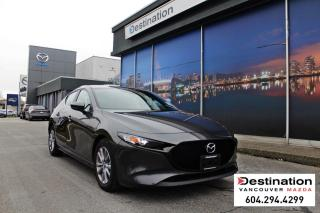 Used 2019 Mazda MAZDA3 Sport GS-7yr/140,000kms limited powertrain warranty!!! for sale in Vancouver, BC