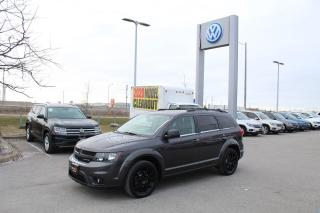 Used 2016 Dodge Journey 2.4L SXT for sale in Whitby, ON