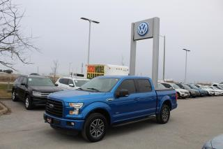 Used 2016 Ford F-150 5.0L XLT for sale in Whitby, ON