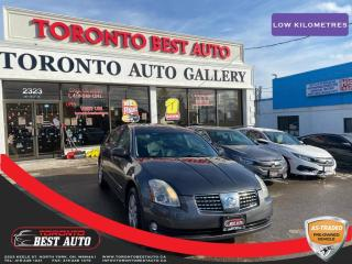 Used 2004 Nissan Maxima LOW KILOMETRES|HEATED SEAT| for sale in Toronto, ON