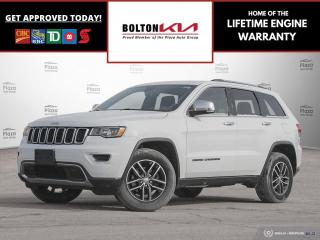Used 2017 Jeep Grand Cherokee Limited | V6 Engine | Power Tailgate for sale in Bolton, ON