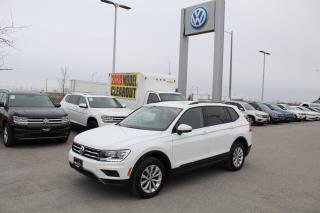 Used 2019 Volkswagen Tiguan 2.0T Trendline 4MOTION for sale in Whitby, ON