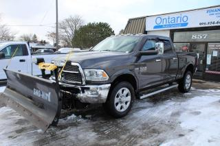 Used 2014 RAM 2500 Laramie 4WD Crew Cab Navigation Camera Heat & Cool Seat for sale in Mississauga, ON