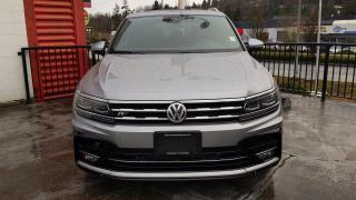 New 2021 Volkswagen Tiguan Highline for sale in Coquitlam, BC