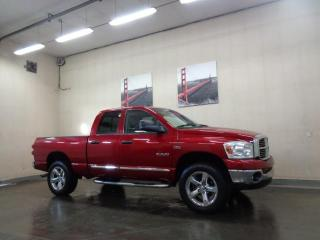 Used 2008 Dodge Ram 1500 4WD QUAD CAB for sale in Edmonton, AB