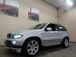 Used 2005 BMW X5 4dr AWD 4.8is for sale in Edmonton, AB