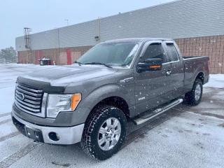Used 2011 Ford F-150 XTR | 4X4 | SUPERCAB | for sale in Barrie, ON