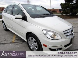 Used 2009 Mercedes-Benz B-Class B200 for sale in Woodbridge, ON