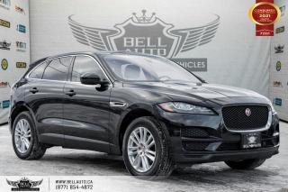 Used 2017 Jaguar F-PACE 35t Prestige, AWD, NAVI, REAR CAM, PANO ROOF, SENSORS. for sale in Toronto, ON