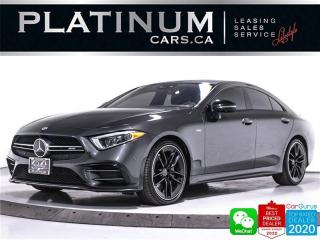 Used 2019 Mercedes-Benz CLS-Class AMG CLS53 S, EDITION 1, DISTRONIC PLUS, TRACK PACE for sale in Toronto, ON