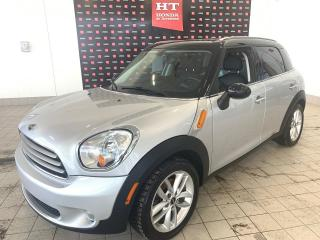 Used 2014 MINI Cooper Countryman Cuir Toi ouvrant for sale in Terrebonne, QC