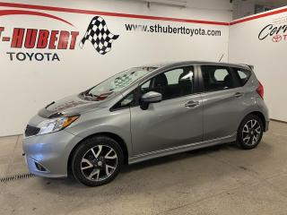 Used 2015 Nissan Versa Note HB Auto 1.6 SR, MAGS for sale in St-Hubert, QC