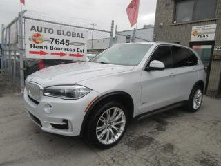Used 2016 BMW X5 Traction intégrale, 4prt xDrive35i for sale in Montréal, QC