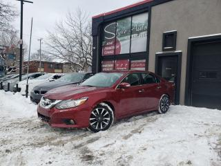 Used 2016 Nissan Altima SL CUIR TOIT NAV CAMERA for sale in Laval, QC