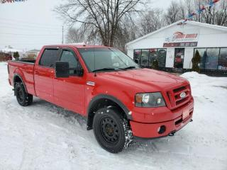 Used 2008 Ford F-150 Lariat for sale in Barrie, ON