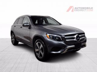 Used 2018 Mercedes-Benz GL-Class GLC300 4Matic Cuir Toit Pano GPS Sièges Chauffants for sale in St-Hubert, QC