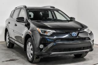 Used 2017 Toyota RAV4 Hybrid HYBRID XLE AWD TOIT for sale in St-Hubert, QC